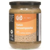 TAHINA (pasta sezamowa) BIO 500g - TERRASANA (8713576100082)
