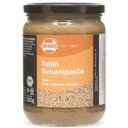TAHINA (pasta sezamowa) BIO 500g - TERRASANA (masło na pieczywo)