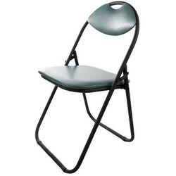 Krzesło składane Domino zielone (5904842631826)