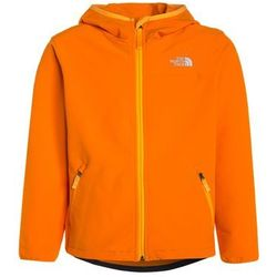 The North Face EXPLORATION Kurtka Softshell exuberance orange, kolor pomarańczowy