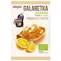 Galaretka pomarańczowa ekologiczna 40g bio eko  marki Amylon