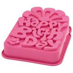 Pavoni Forma na ciasto happy birthday