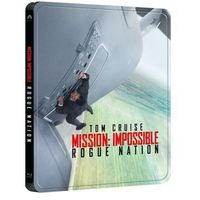 Mission: Impossible - Rouge Nation (Steelbook Blu-ray)