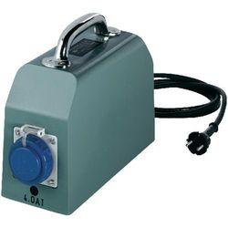 Transformator laboratoryjny separacyjny  ettk, 630 va, marki Block