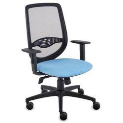 Krzesło Zuma black (czarna) K01 czarny