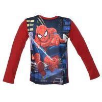 Bluzka z długim rękawem Spider-Man - Czerwony ||Kolorowy, kolor czerwony