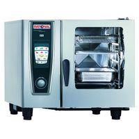 Piec konwekcyjno-parowy, gazowy, bojlerowy 6xgn1/1 | , selfcooking center 61 marki Rational