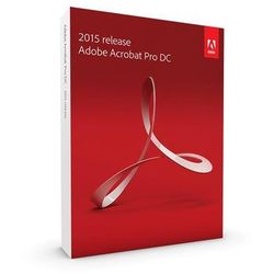 acrobat pro dc v2015, win, eu english, retail, 1 user od producenta Adobe