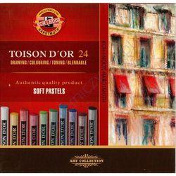 Pastele suche Koh-I-Noor Toison D'or 8514 24kol. z kategorii Pastele