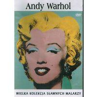 ANDY WARHOL. WIELKA KOLEKCJA SŁAWNYCH MALARZY DVD
