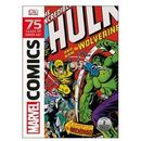 Marvel Comics 75 Years Of Cover Art (9781409347514)