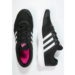 adidas Performance ESSENTIAL FUN 2 Obuwie treningowe core black/white/shock pink, rozmiar od 36 do 42, czarny