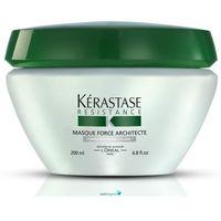 KERASTASE Resistance Masque Force Architecte 3-4 Maska do włosów bardzo zniszczonych 200ml W PUDEŁKU