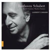 Beethoven: Diabelli Variations / Schubert: Wanderer Fantaisie (CD) - Laurent Cabasso