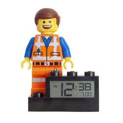 9003967 Budzik LEGO MOVIE 2 EMMET KLOCEK, 9003967