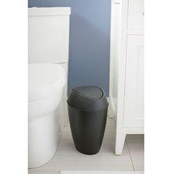- kosz na śmieci twirla, czarny marki Umbra
