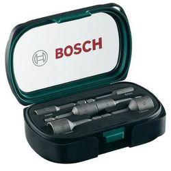 Zestaw kluczy nasadowych BOSCH Promoline 6-13 mm (6 elementów)
