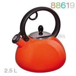 Czajnik capricco arancio bollitore collection marki Granchio