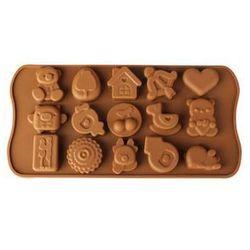 FOREMKA FORMA SILIKONOWA czekoladki ciasteczka