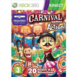 Carnival Games in Action - produkt z kat. gry XBOX 360