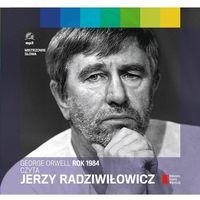 AUDIOBOOK Rok 1984 czyta Jerzy Radziwiłowicz, pozycja z kategorii Audiobooki