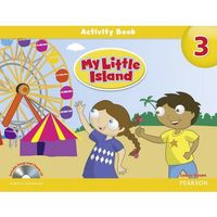 My Little Island 3, Activity Book (zeszyt ćwiczeń) plus Songs and Chants CD, Longman Pearson Education