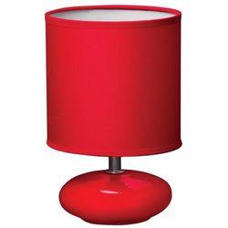 Lampka nocna CLEO 1 CZERWONA 5906340216383 - Kobi Light - Rabat w koszyku (5906340216383)