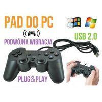 Pad/Kontroler Przewodowy USB, do Komputera PC + Wibracje itd.