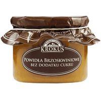 Powidła brzoskwiniowe bez dodatku cukru 310g -  od producenta Krokus