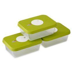 Zestaw 3 pojemników z datownikami Dial Joseph Joseph - produkt z kategorii- Pozostałe delikatesy