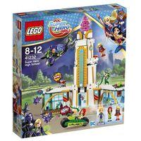 Lego THE MOVIE Batman the , szkoła superbohaterek 41232