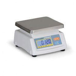 B2b partner Waga stołowa z możliwością cechowania t-scale z dwoma wyświetlaczami