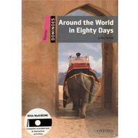 Dominoes Starter (New Edition) Around World In 80 Days + MultiROM Pack, Oxford University Press