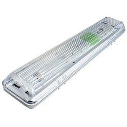 Oprawa hermetyczna VOLTENO ze świetlówkami VO0084 + DARMOWY TRANSPORT! - produkt dostępny w ELECTRO.pl