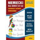 Niemiecki dla dzieci Zeszyt 4 - von Basse Monika, Bednarska Joanna, Literat