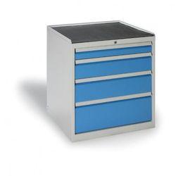 Szafa warsztatowa z szufladami, 4 szuflad