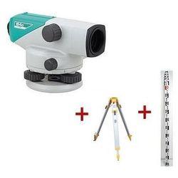 Niwelator optyczny Sokkia B40 + statyw + łata 5m