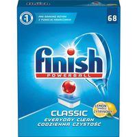Finish 68szt powerball classic lemon tabletki do zmywarki marki Reckitt benckiser