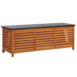 Drewniana skrzynia ogrodowa - Mola 3X