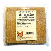 Chleb chrupki z quinoa 75 g - natural marki Natural jihlava