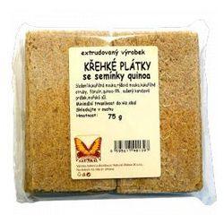 Chleb chrupki z Quinoa 75 g - NATURAL (8595617901397)
