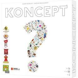 Koncept - Concept - gra, kup u jednego z partnerów