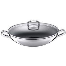 - wok z pokrywką 36 cm hongkong marki Silit