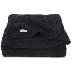Jollein - Koc Heavy Knit Czarny 75x100cm, 516-511-65089