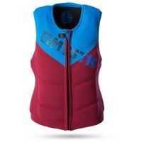 Kamizelka Mystic Star 2016 Wake Vest ZIP Bordeaux