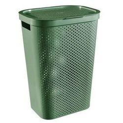 CURVER Kosz na bieliznę Infinity 60 l recycled zielony - DARMOWA DOSTAWA OD 95 ZŁ!