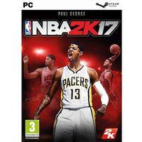 NBA 2K17, PC DVD - produkt z kategorii- Pozostałe gry i konsole