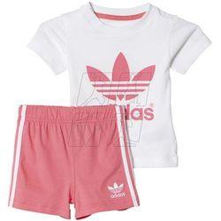 Komplet adidas ORIGINALS Tee Short Set Kids AO0057 z kategorii Komplety odzieży dla dzieci