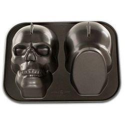 Forma do ciasta Czaszka 3D Nordic Ware | ODBIERZ RABAT 5% NA PIERWSZE ZAKUPY >>