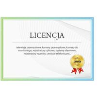 SERWER-FAX_LIC_1CH Fax serwer licencja na dodatkowe konto Fax Platan